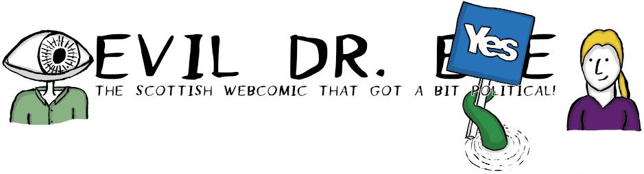 Evil Dr. Aye